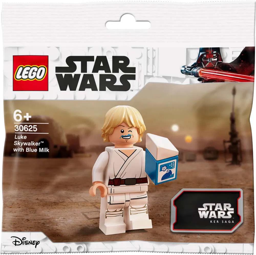 LEGO Star Wars 30625 Luke Skywalker Blue Milk
