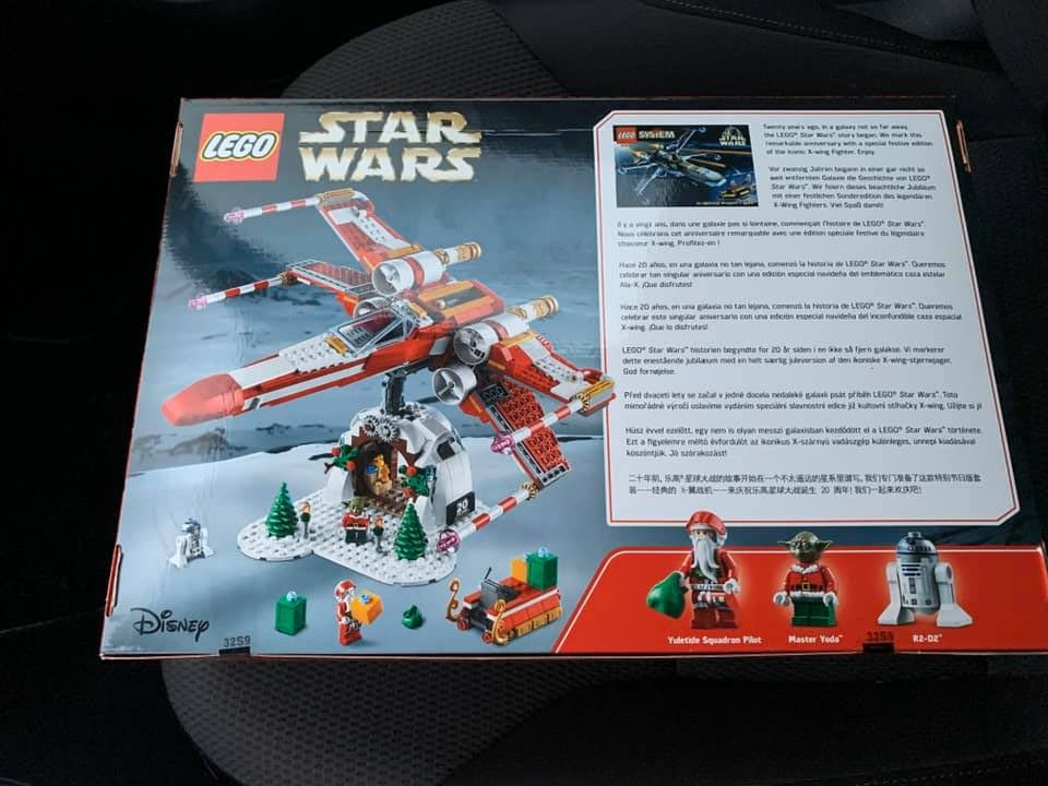 LEGO Star Wars 4002019 X Wing 1 E1575538139192