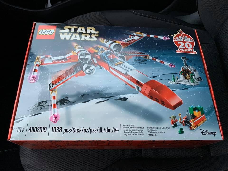 LEGO Star Wars 4002019 X Wing 4