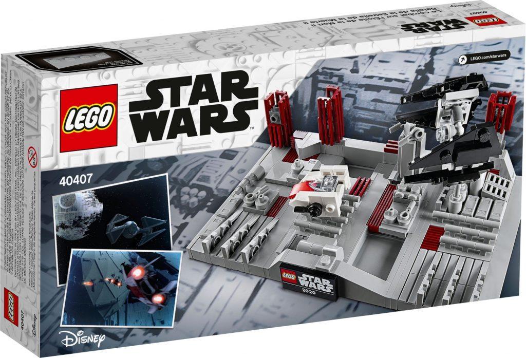 LEGO Star Wars 40407 Death Star II Battle 2