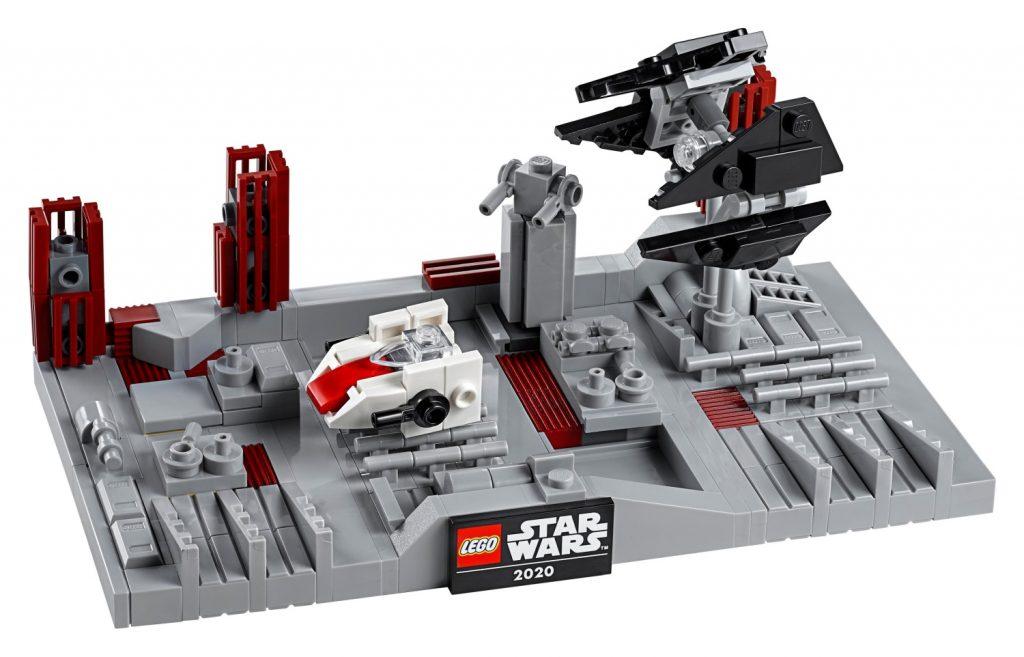 LEGO Star Wars 40407 Death Star II Battle 3