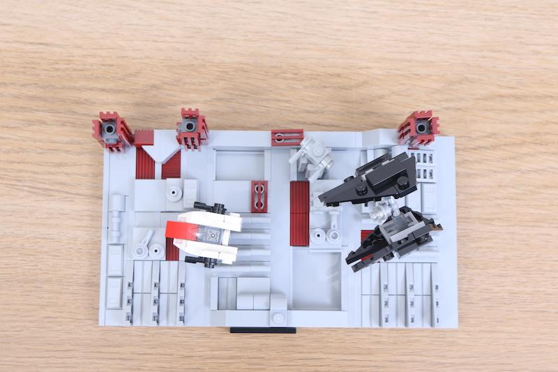 LEGO Star Wars 40407 Death Star II Battle review 12