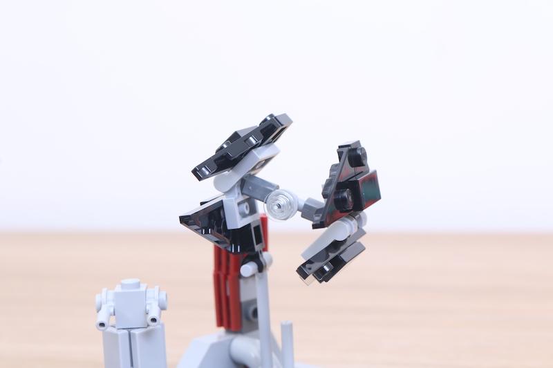 LEGO Star Wars 40407 Death Star II Battle review 14