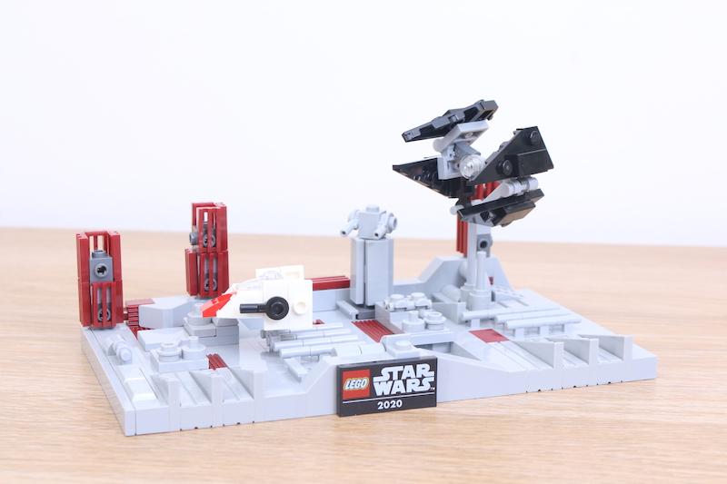 LEGO Star Wars 40407 Death Star II Battle review 17