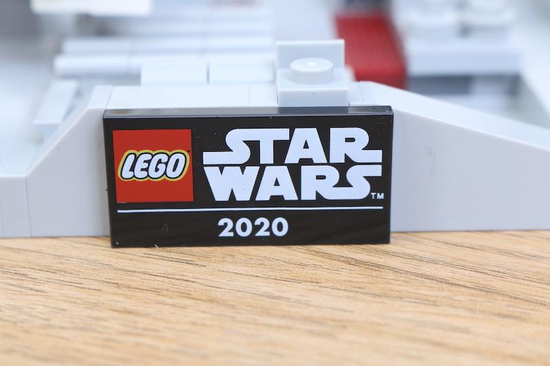 LEGO Star Wars 40407 Death Star II Battle review 18