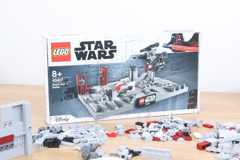 LEGO Star Wars 40407 Death Star II Battle review 2