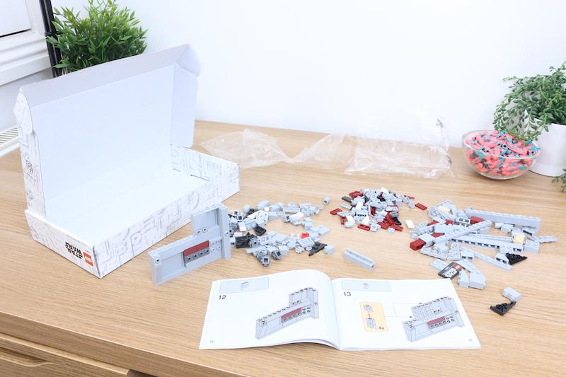LEGO Star Wars 40407 Death Star II Battle review 3