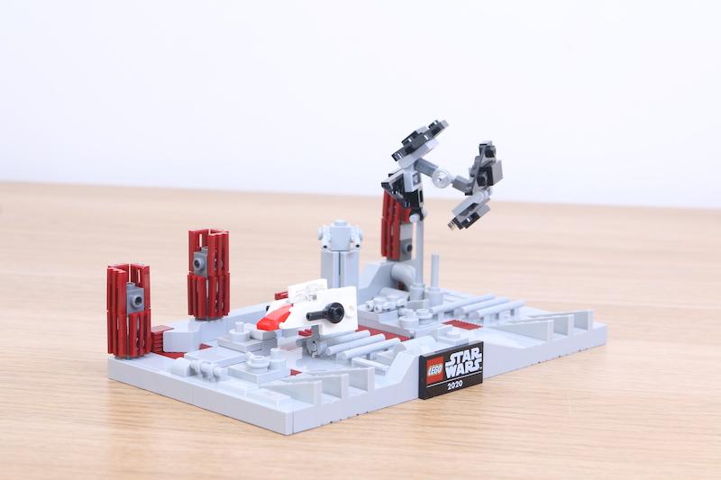 LEGO Star Wars 40407 Death Star II Battle review 9