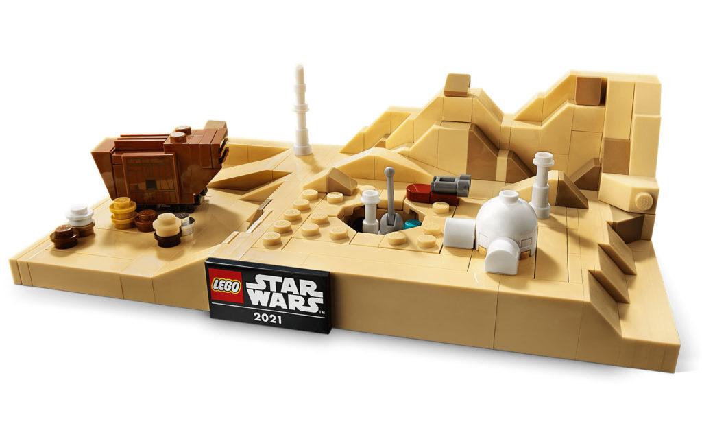 LEGO Star Wars 40451 Tatooine Homestead 1