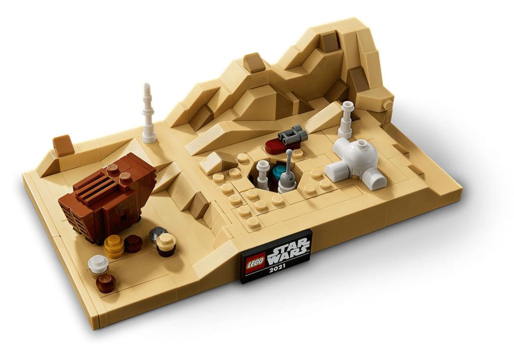 LEGO Star Wars 40451 Tatooine Homestead 2