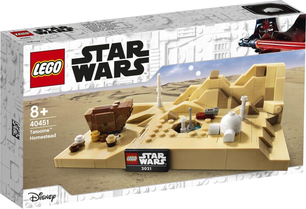 LEGO Star Wars 40451 Tatooine Homestead 3