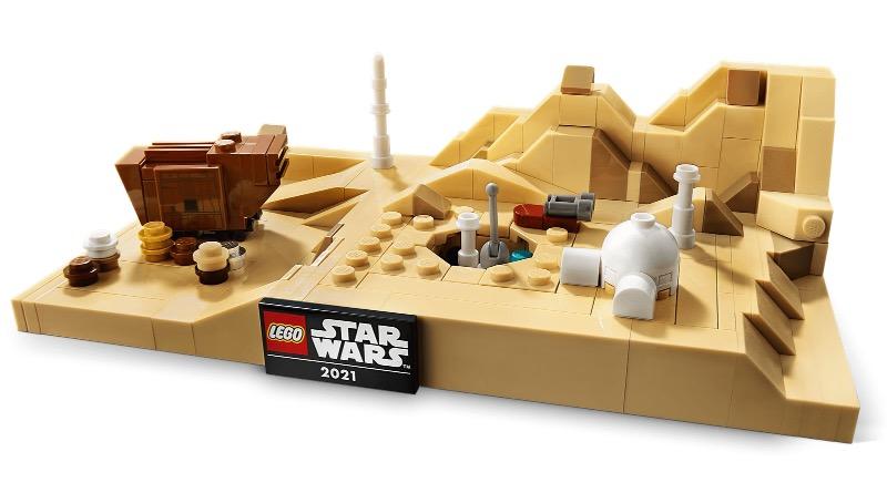 LEGO Star Wars 40451 Tatooine Homestead Featured