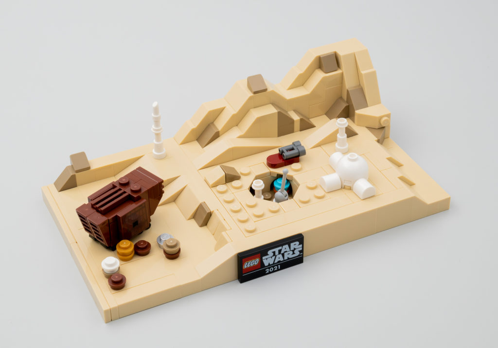 LEGO Star Wars 40451 Tatooine Homestead First Review 2
