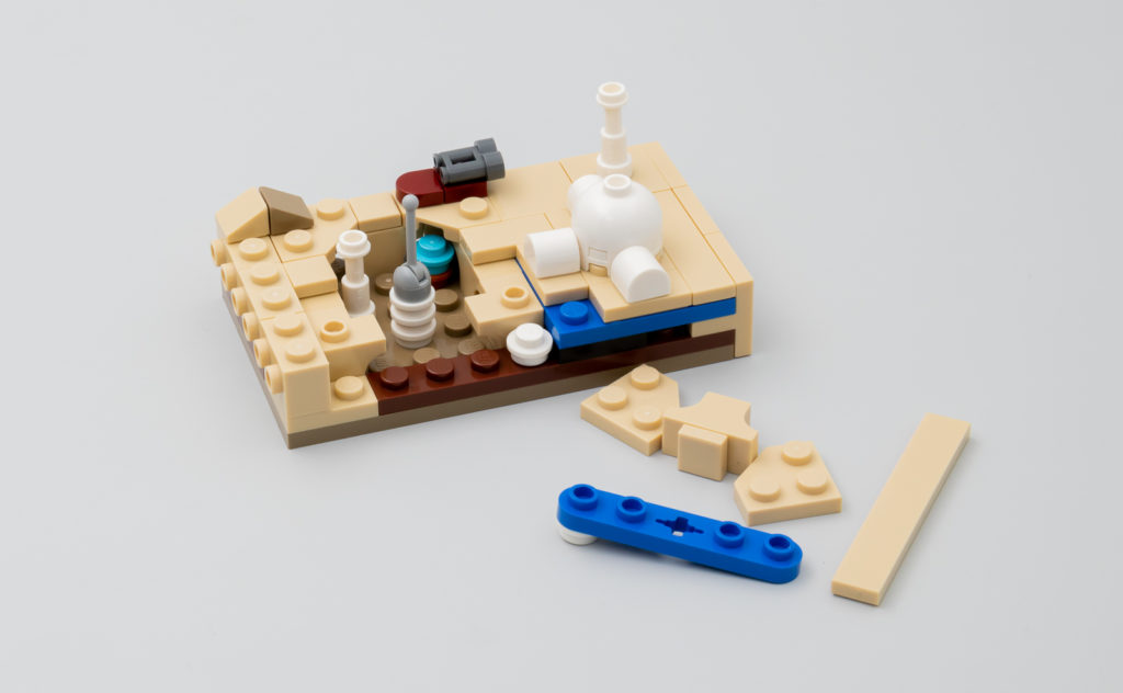 LEGO Star Wars 40451 Tatooine Homestead First Review 4