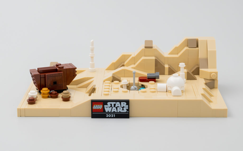 LEGO Star Wars 40451 Tatooine Homestead First Review 5