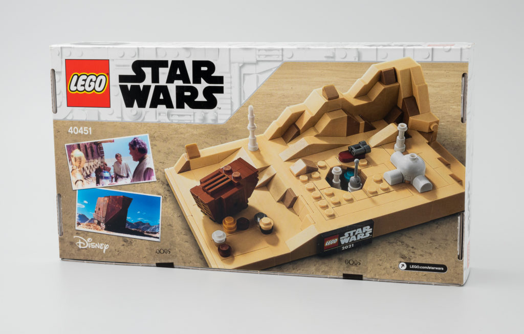 LEGO Star Wars 40451 Tatooine Homestead First Review 6