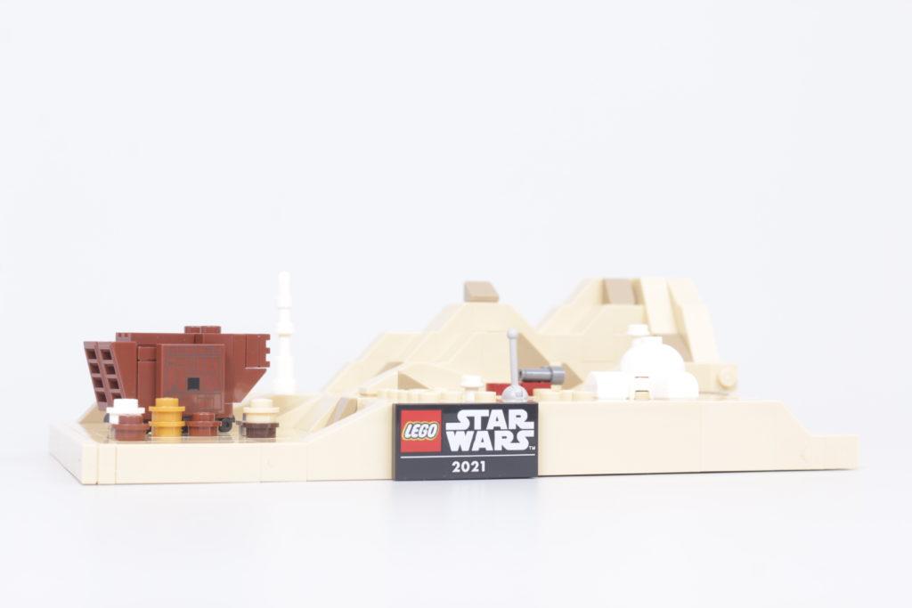 LEGO Star Wars 40451 Tatooine Homestead Review 10