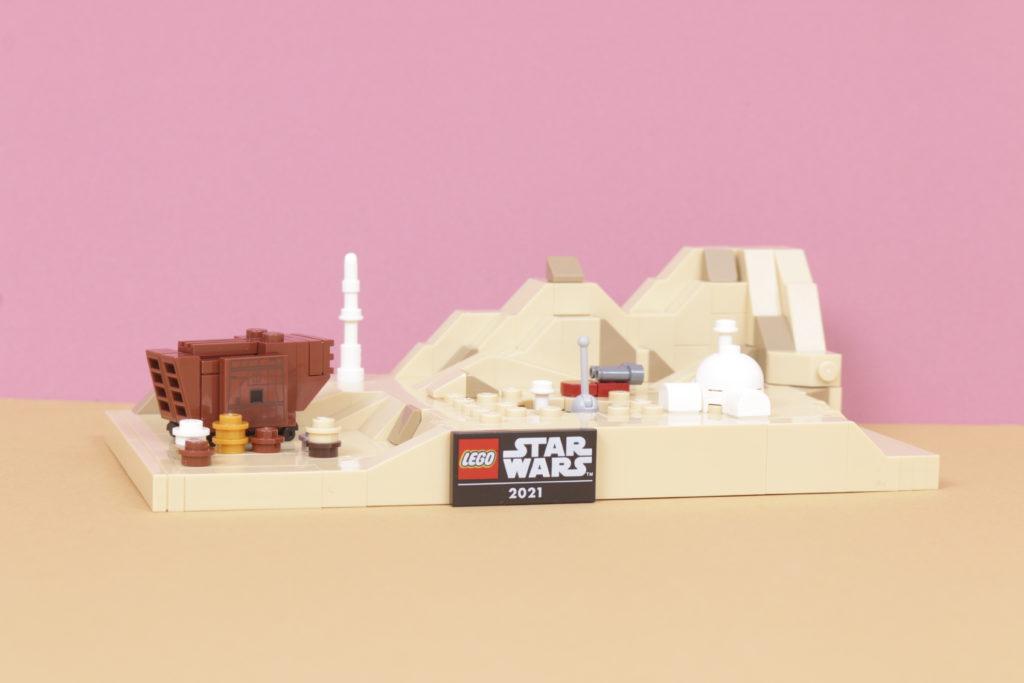 LEGO Star Wars 40451 Tatooine Homestead Review 2