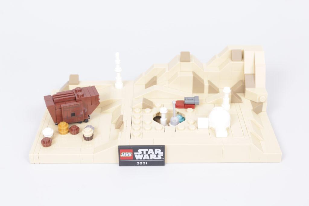 LEGO Star Wars 40451 Tatooine Homestead Review 4