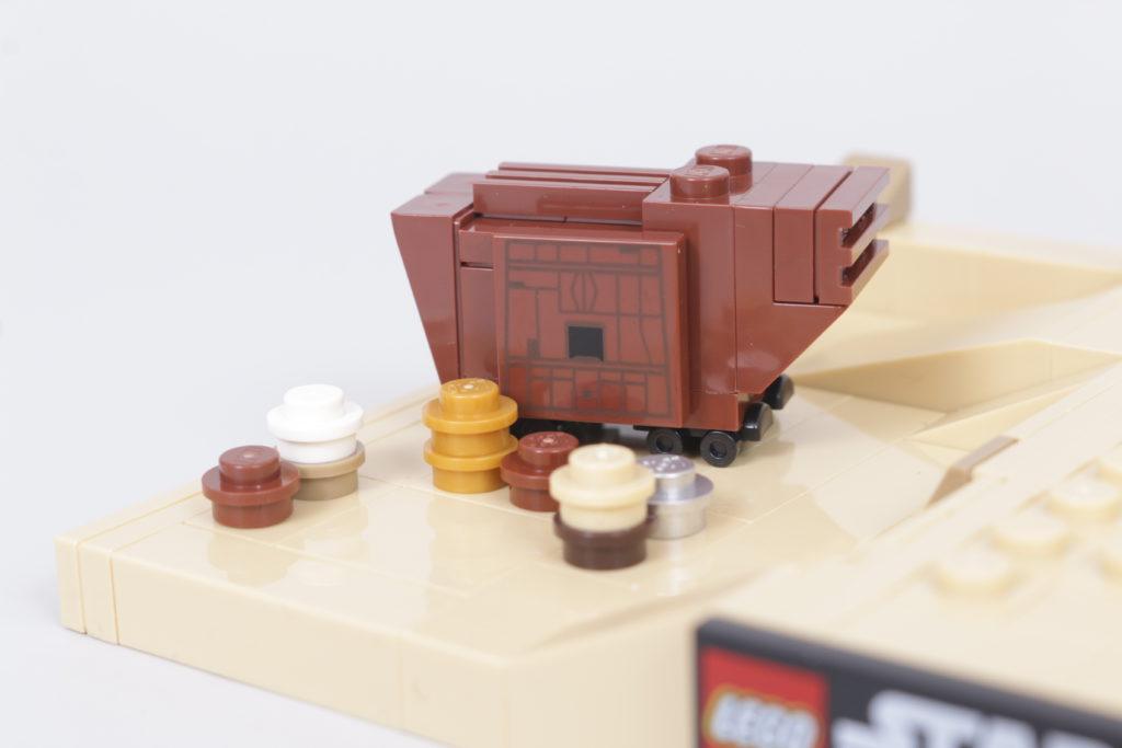 LEGO Star Wars 40451 Tatooine Homestead Review 8