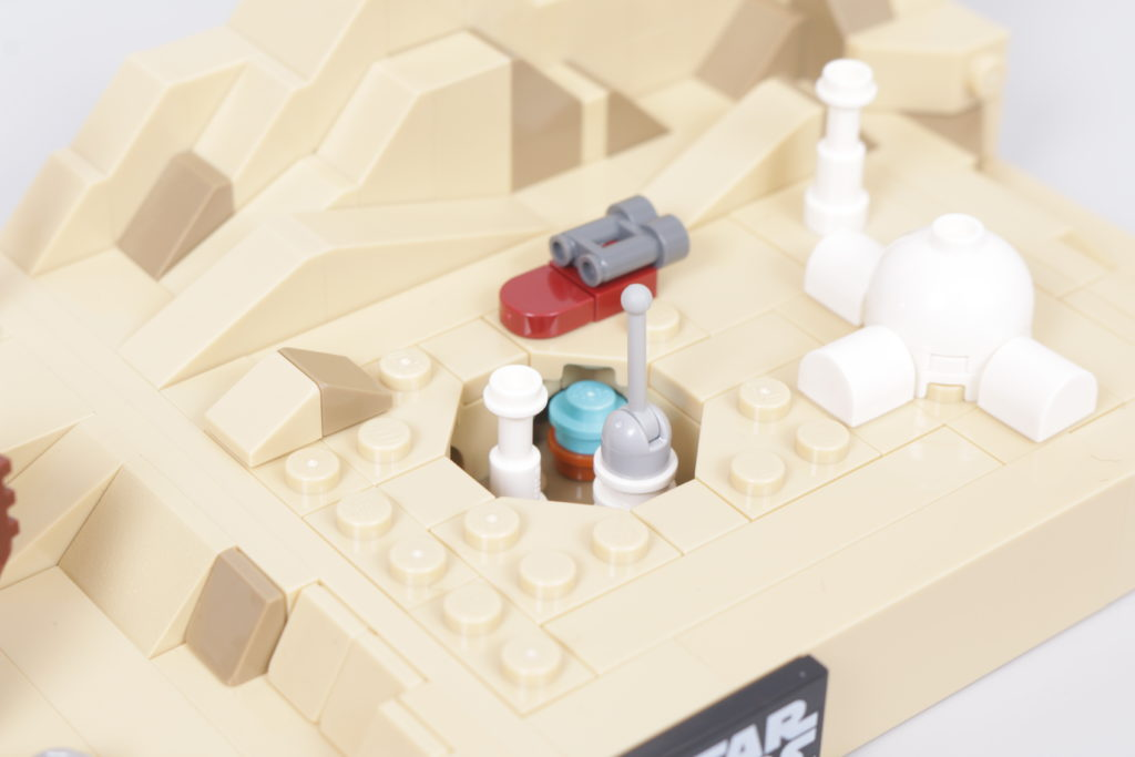 LEGO Star Wars 40451 Tatooine Homestead Review 9