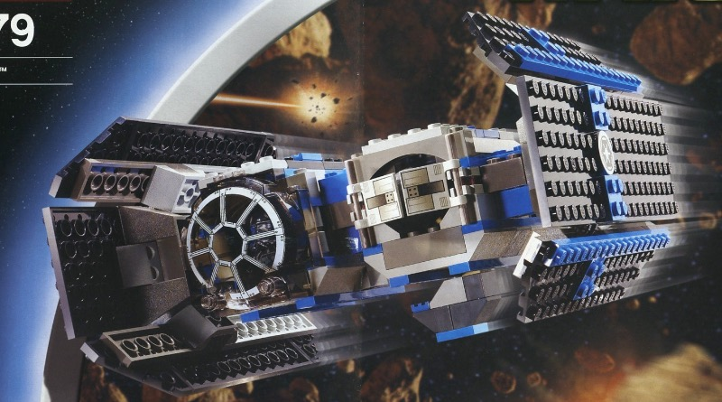 LEGO Star Wars 4479 TIE Bomber Featured