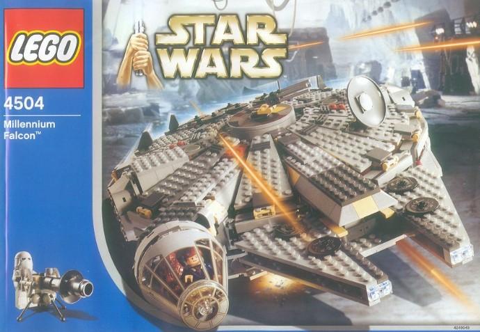 LEGO Star Wars 4504 Millennium Falcon