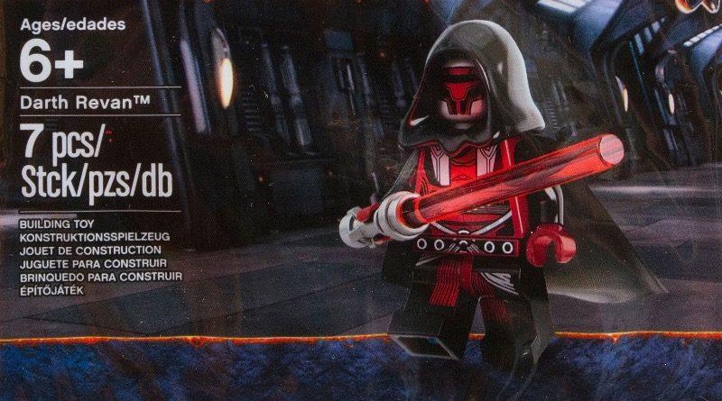 LEGO Star Wars 5002123 Darth Revan featured
