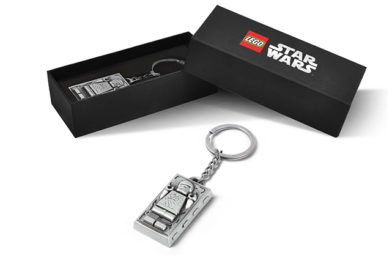 Official images show LEGO Star Wars metal Carbonite key chain