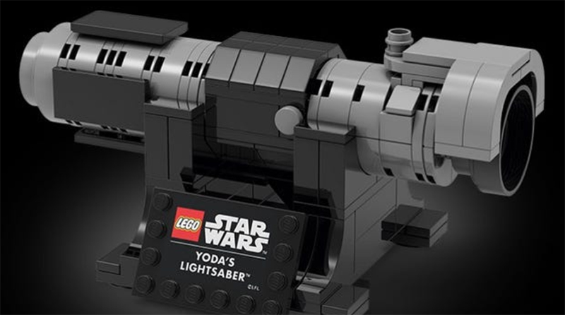 LEGO Star Wars 5006290 Yodas Lightsaber featured
