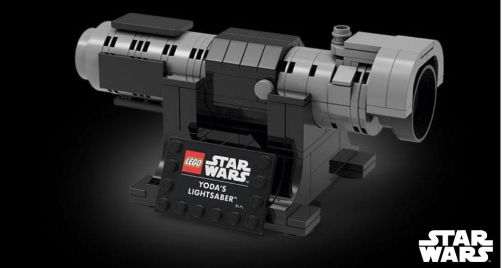 LEGO Star Wars 5006290 Yodas Lightsaber