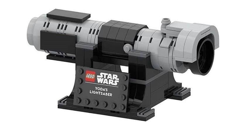LEGO Star Wars 6346098 Yodas Lightsaber Featured