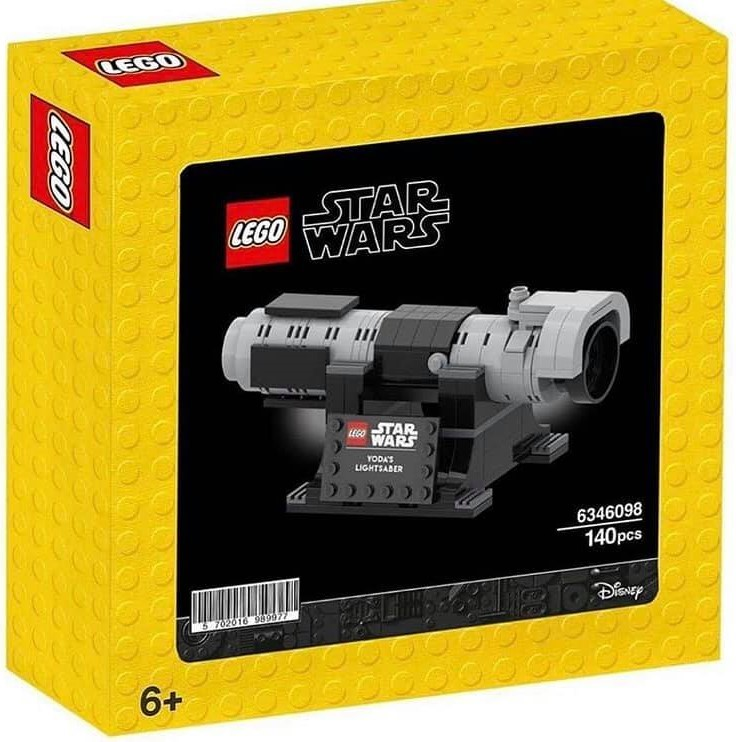 LEGO Star Wars 6346098 Yodas Lightsaber