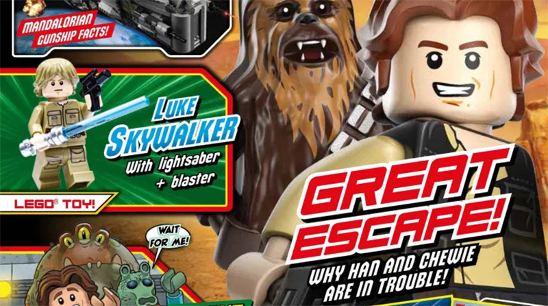 LEGO Star Wars 65 Bespin Luke Featured