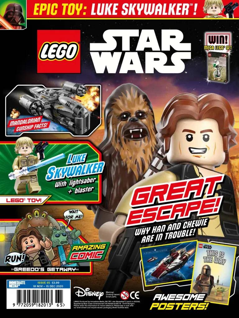 LEGO Star Wars 65 Bespin Luke