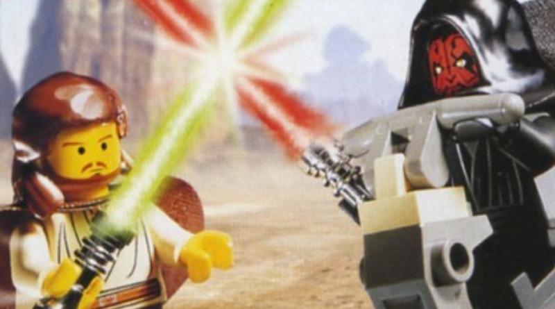 LEGO Star Wars 7101 Lightsaber Duel Featured