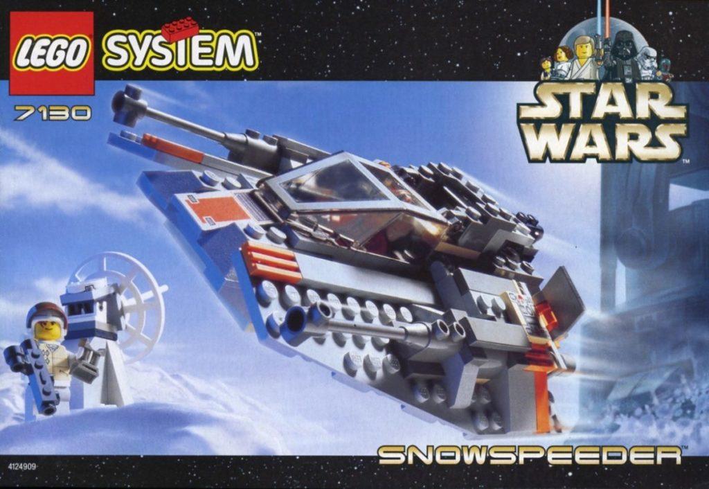 LEGO Star Wars 7130 Snowspeeder