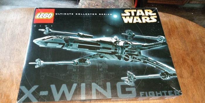 LEGO Star Wars 7191 X Wing Fighter Catawiki