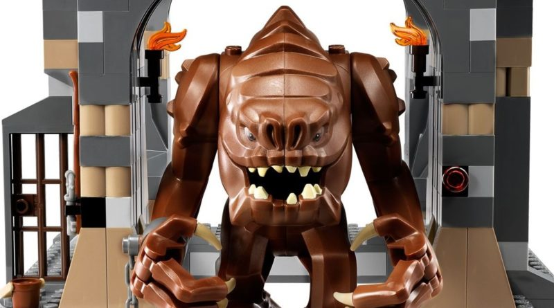 LEGO Star Wars 750005 Rancor Pit featuredd