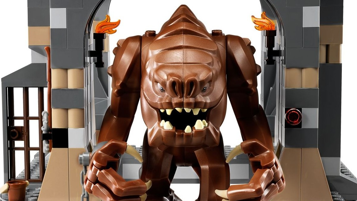 LEGO Star Wars 2022 set rumoured to include a Rancor build