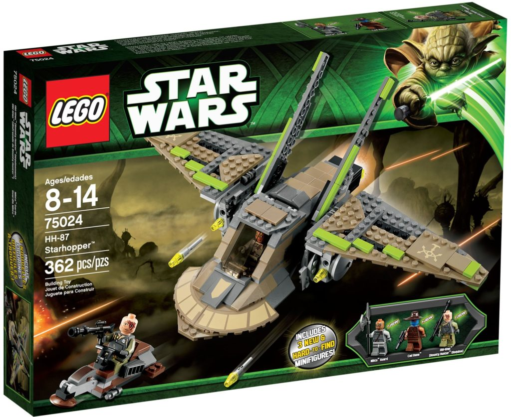 LEGO Star Wars 75024 HH 87 Starhopper