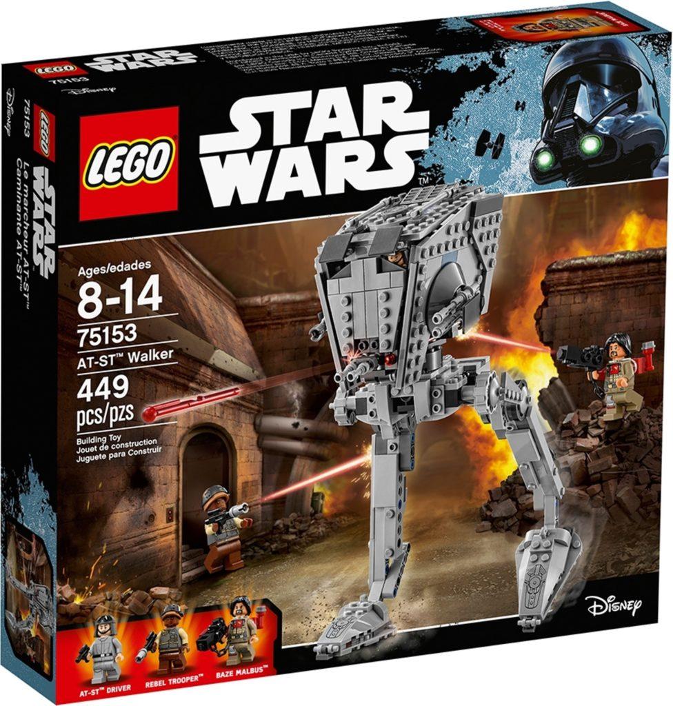 LEGO Star Wars 75153 AT ST Walker