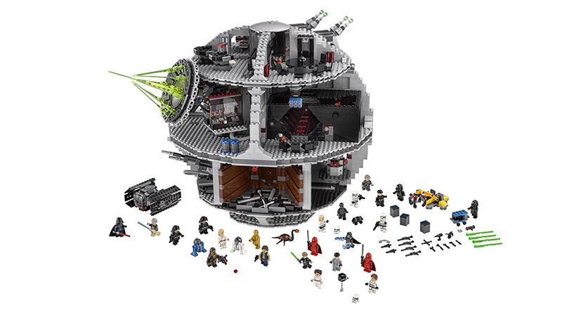 LEGO Star Wars 75159 Death Star Featured