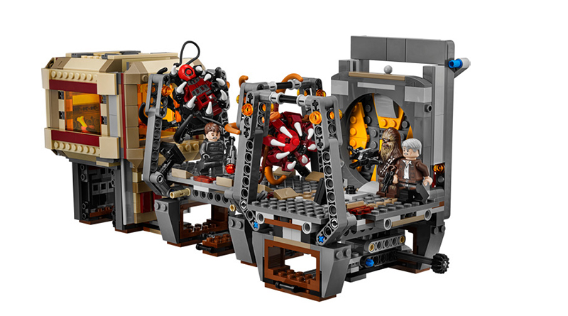 LEGO Star Wars 75180 Rathtar Escape Featured 800 445