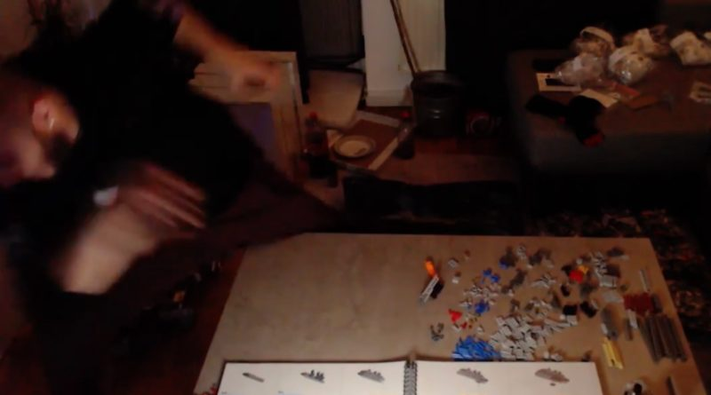 LEGO Star Wars 75192 Millennium Falcon Twitch TheBananaaMan featured