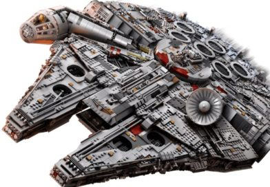 LEGO Star Wars 75192 Millennium Falcon world record goes wrong