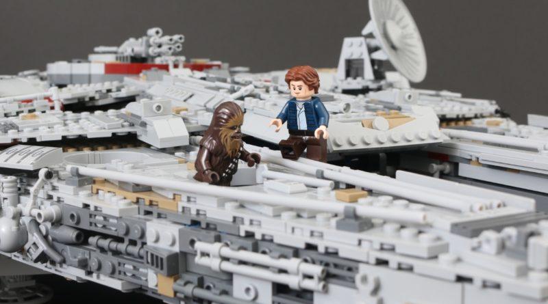 LEGO Star Wars 75192 Millennium Falcon featured 2