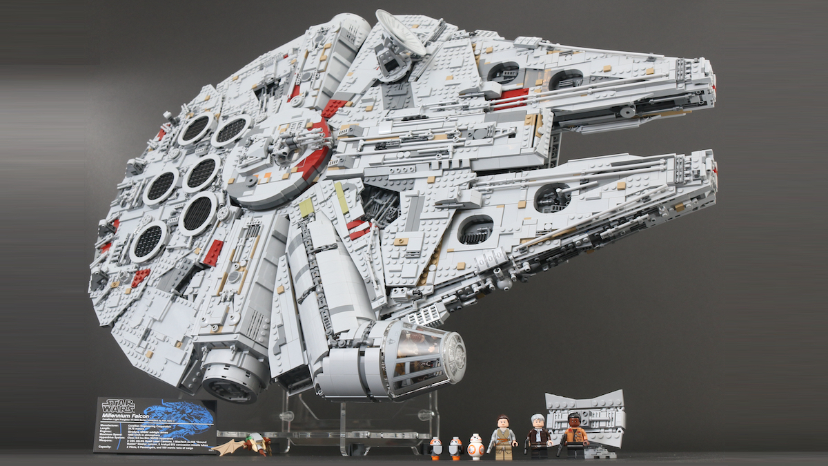 LEGO Star Wars 75192 Millennium Falcon is now on back order