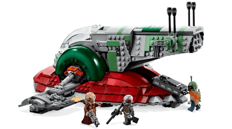 Lego Star Wars ၇၅၂၄၃ Slave I - 75243th Anniversary Edition ကိုဖော်ပြခဲ့သည်