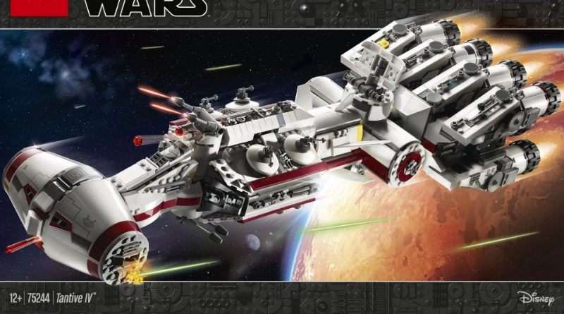 LEGO Star Wars 75244 Tantive IV Featured 800x445